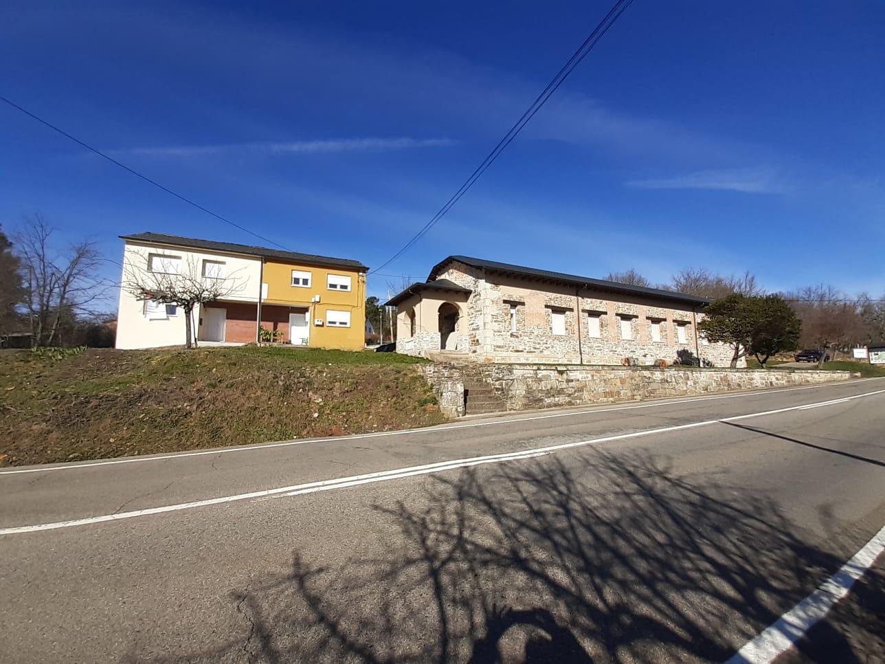 Una casa de alquiler desde 40€ al mes para familias que mantengan la escuela abierta 1