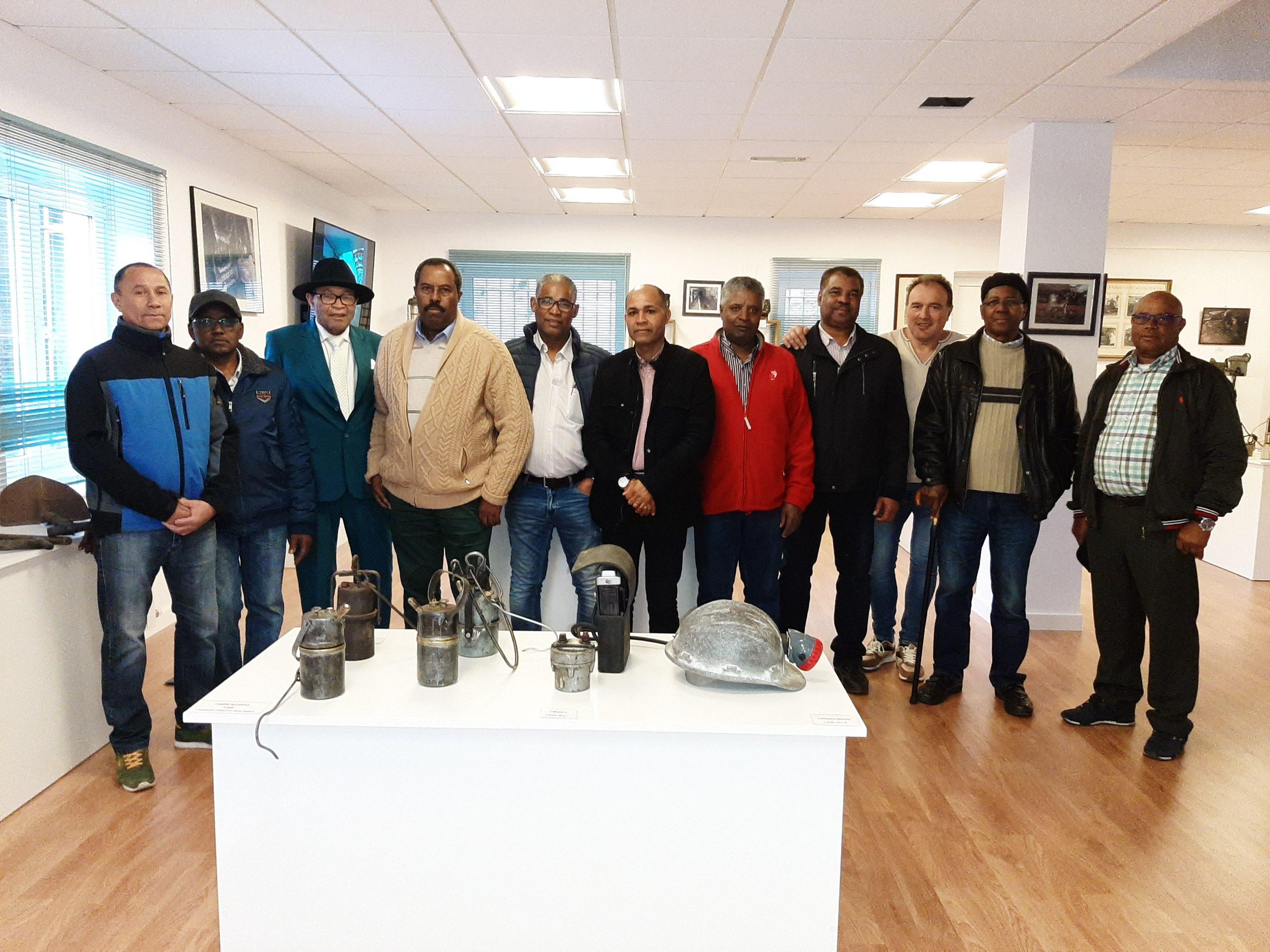 La Fundación Cultura Minera se hermana con Cabo-Verde 1