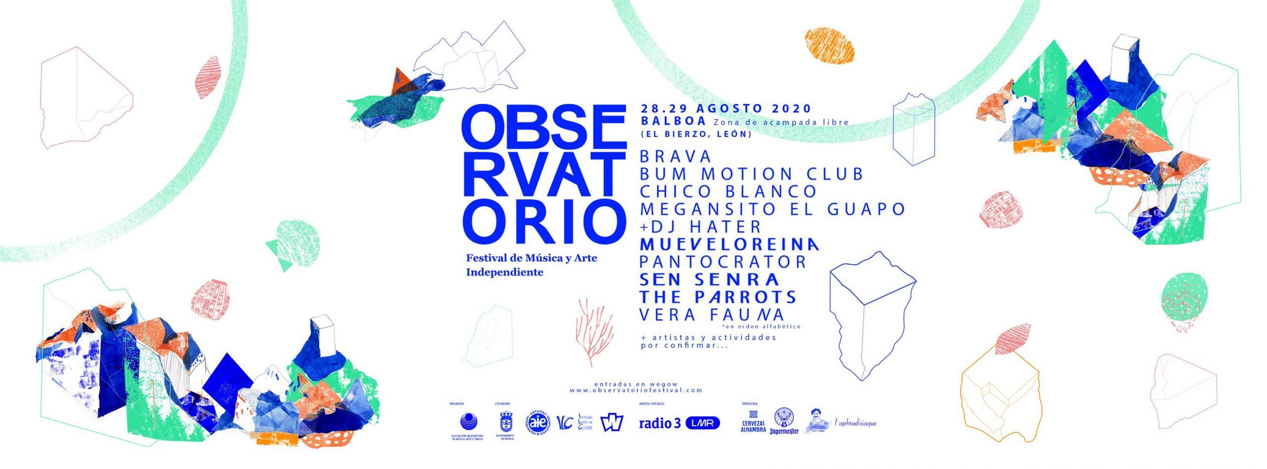 EL Observatorio Festival de Balboa se pospone para finales de agosto 1