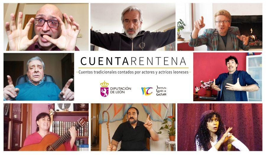 'Cuentarentena' La Diputación lleva a los hogares los cuentos leoneses más tradicionales 1