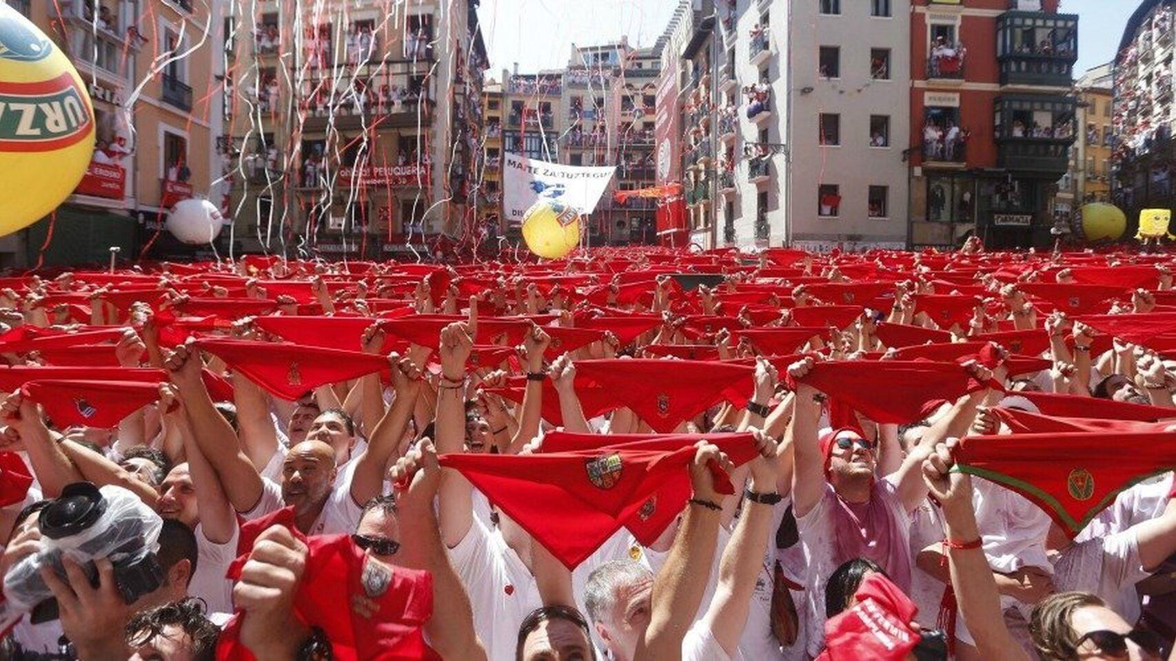7 de julio.... en casa. Pamplona confirma la suspensión de los Sanfermines de 2020 1