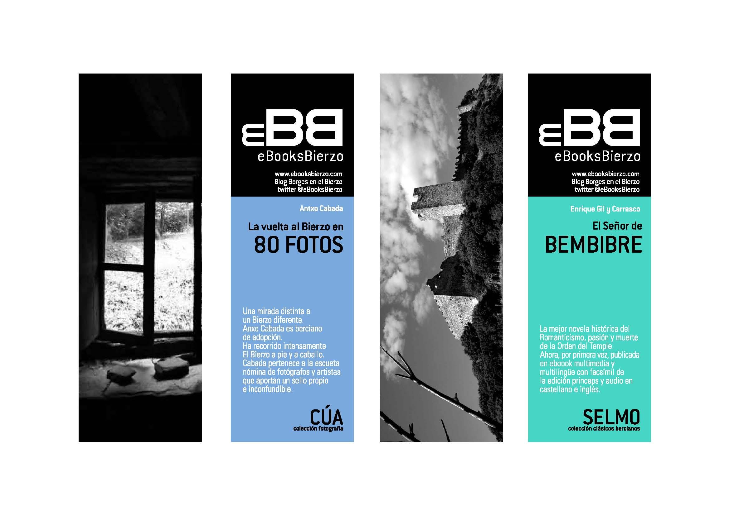La editorial eBooksBierzo abre la descarga gratuita de todo su catálogo 1
