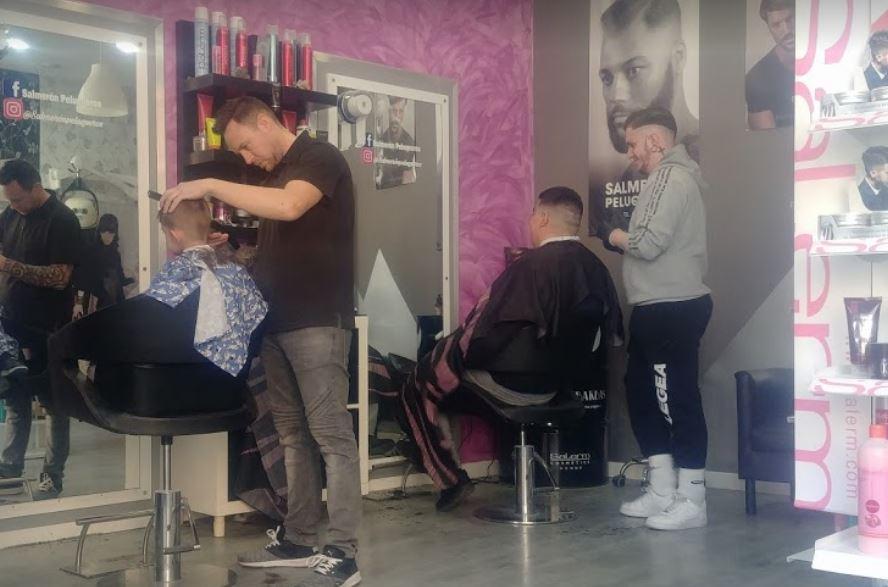 Las peluquerías abrirán el lunes 4 de mayo 1