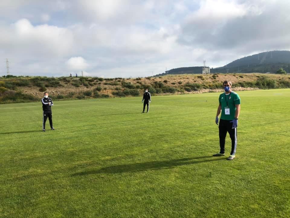 La Deportiva retoma los entrenamientos 1