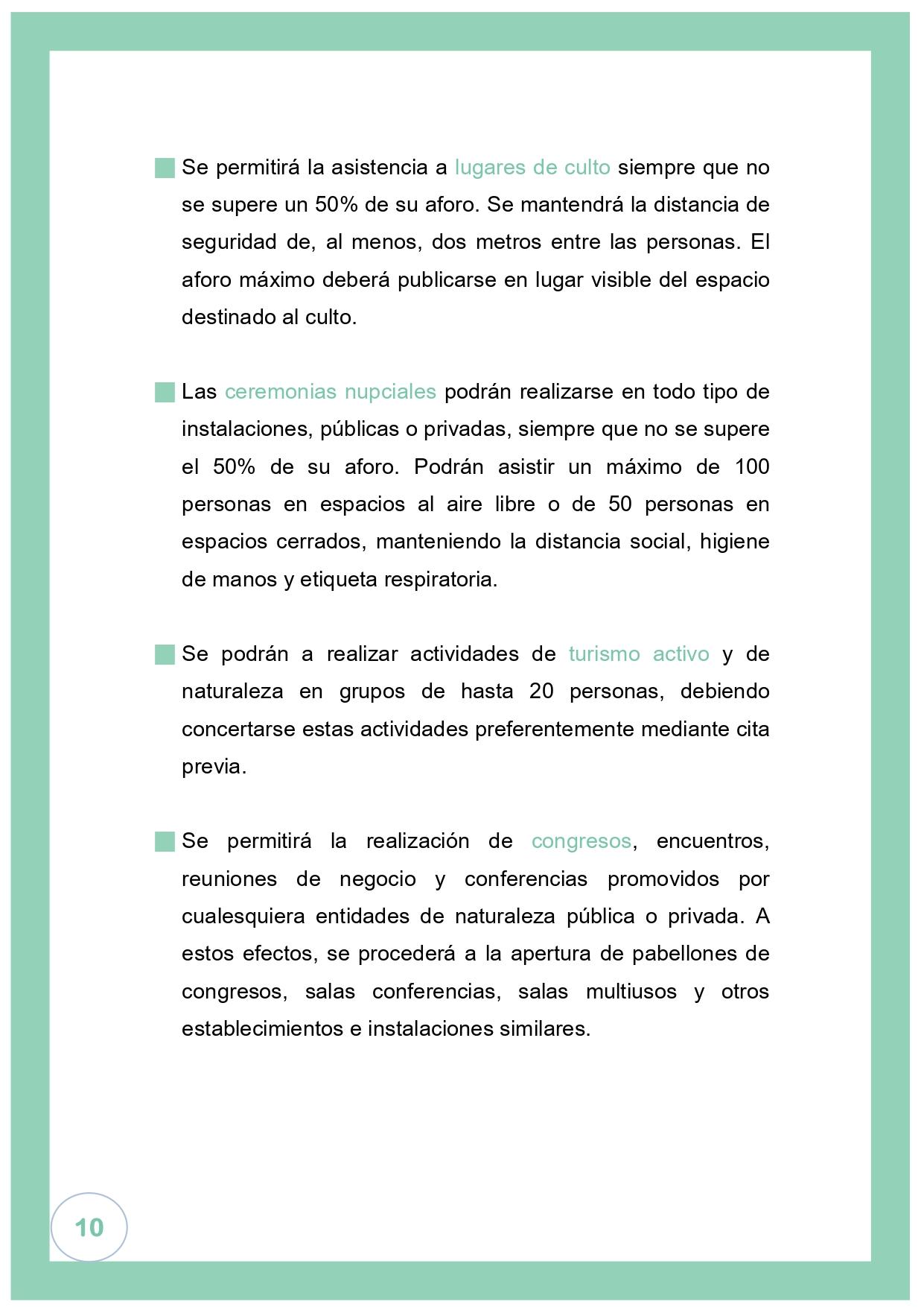 El gobierno oficializa que el Bierzo y Laciana pasan a la fase 2 el lunes 1 de junio 13