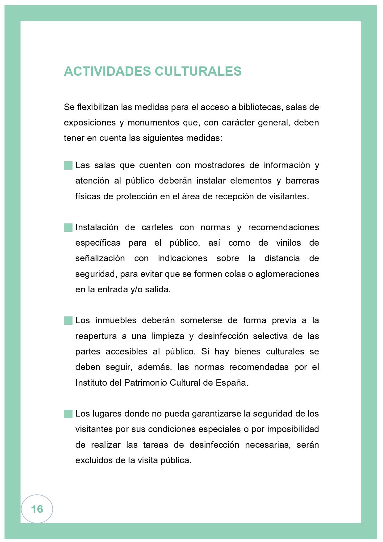 El gobierno oficializa que el Bierzo y Laciana pasan a la fase 2 el lunes 1 de junio 19