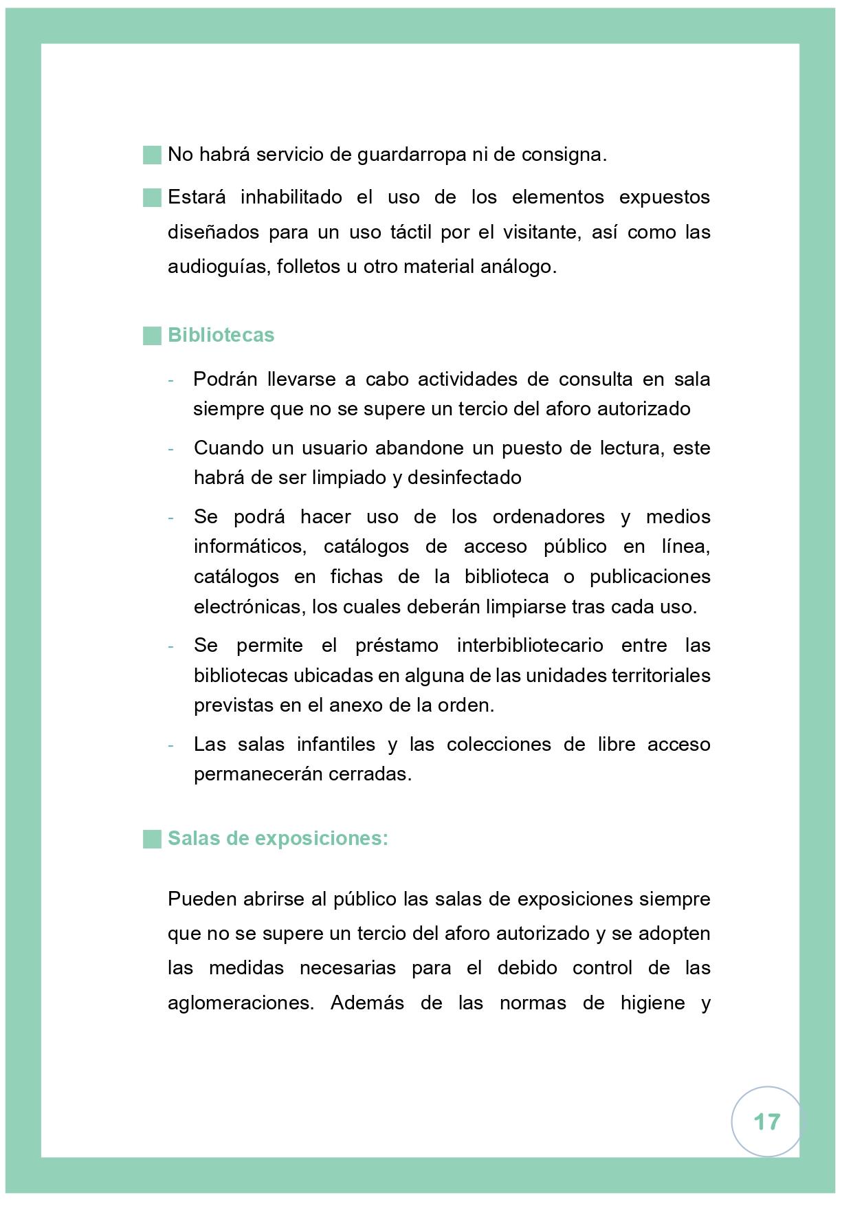 El gobierno oficializa que el Bierzo y Laciana pasan a la fase 2 el lunes 1 de junio 20