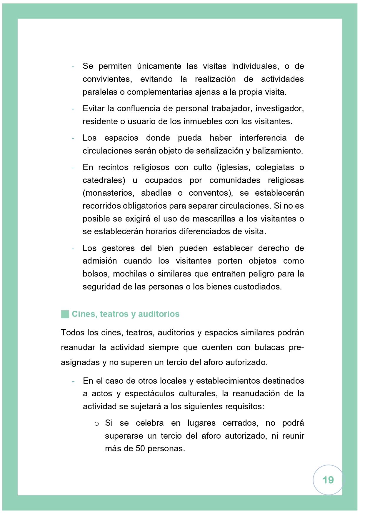 El gobierno oficializa que el Bierzo y Laciana pasan a la fase 2 el lunes 1 de junio 22