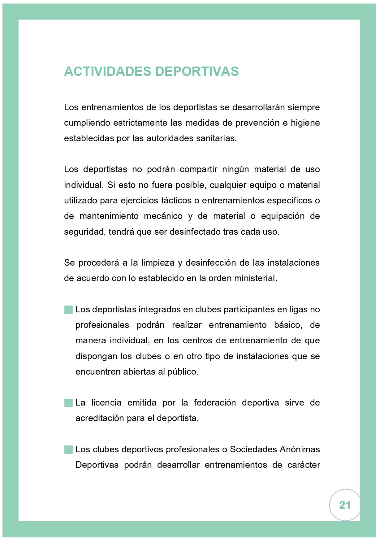 El gobierno oficializa que el Bierzo y Laciana pasan a la fase 2 el lunes 1 de junio 24