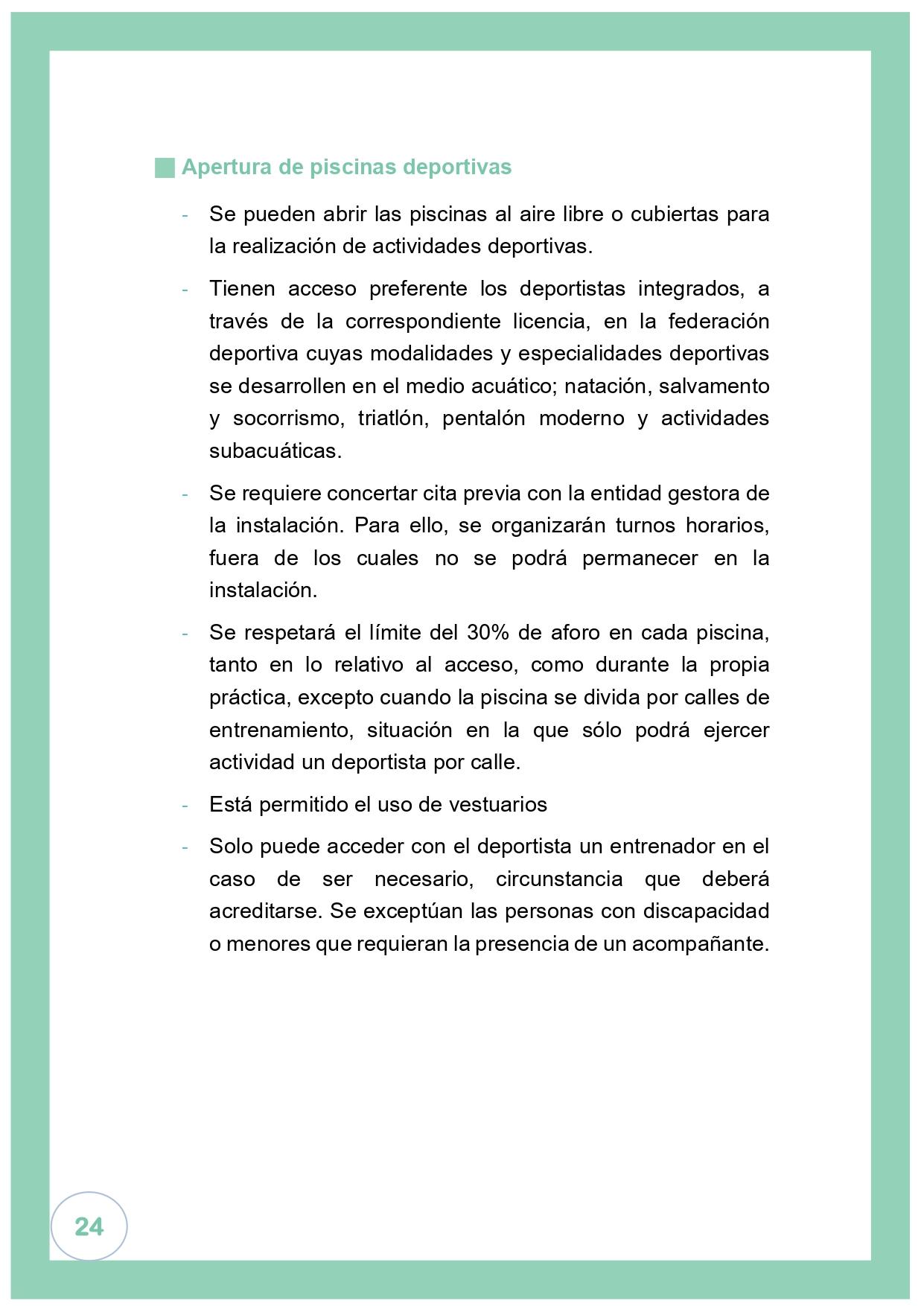 El gobierno oficializa que el Bierzo y Laciana pasan a la fase 2 el lunes 1 de junio 27