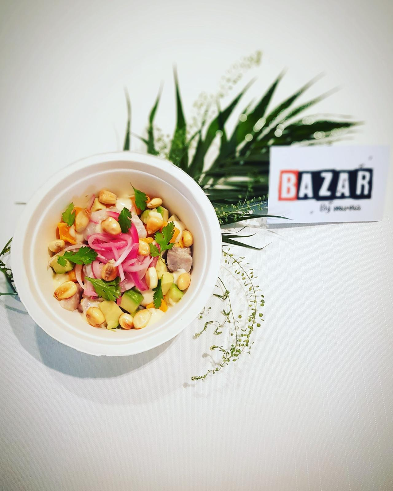 mu-na llega a  tu casa con «BAZAR by mu-na», su propuesta 'canalla' a domicilio 2