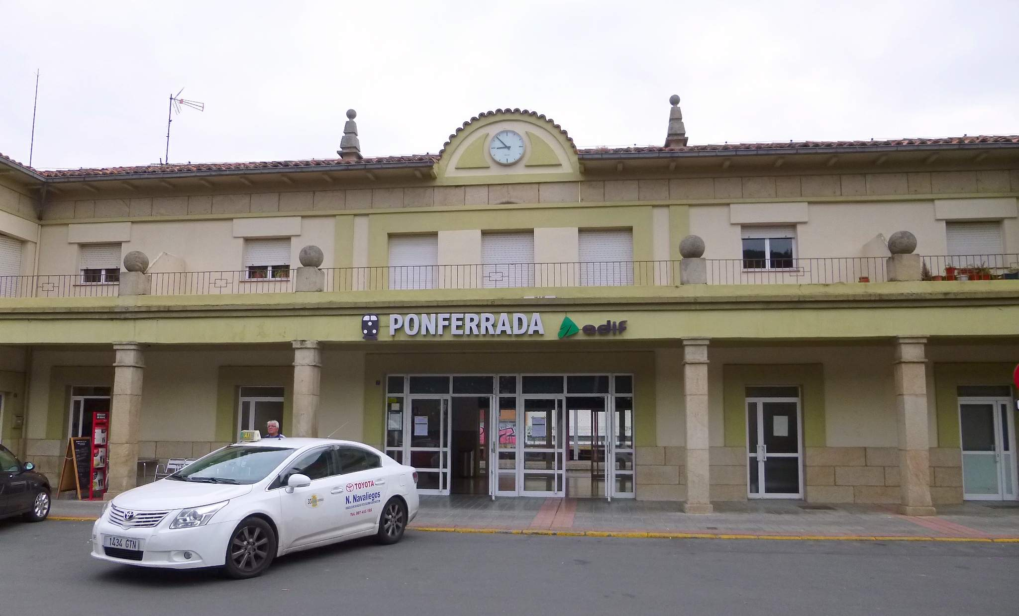 El Ayuntamiento de Ponferrada pone sobre la mesa el nodo intermodal, la Placa Ferroviaria y la Ronda Sur en una reunión telemática con ADIF 1