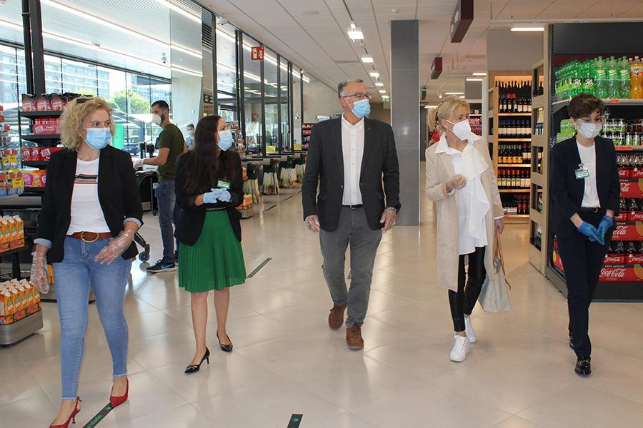 Mercadona inaugura una nueva tienda en O Barco de Valdeorras 2