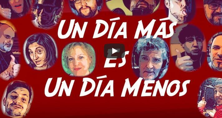 Músicos del Bierzo se unen para cantar 'Un día más es un día menos' un homenaje a todos y sobre todo a los mayores 1