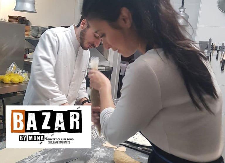 mu-na llega a  tu casa con «BAZAR by mu-na», su propuesta 'canalla' a domicilio 1