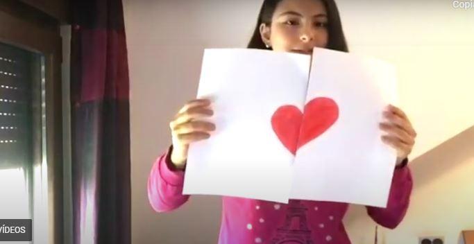 Los alumnos del Instituto Beatriz Ossorio de Fabero animan a todos con un vídeo desde sus hogares 1