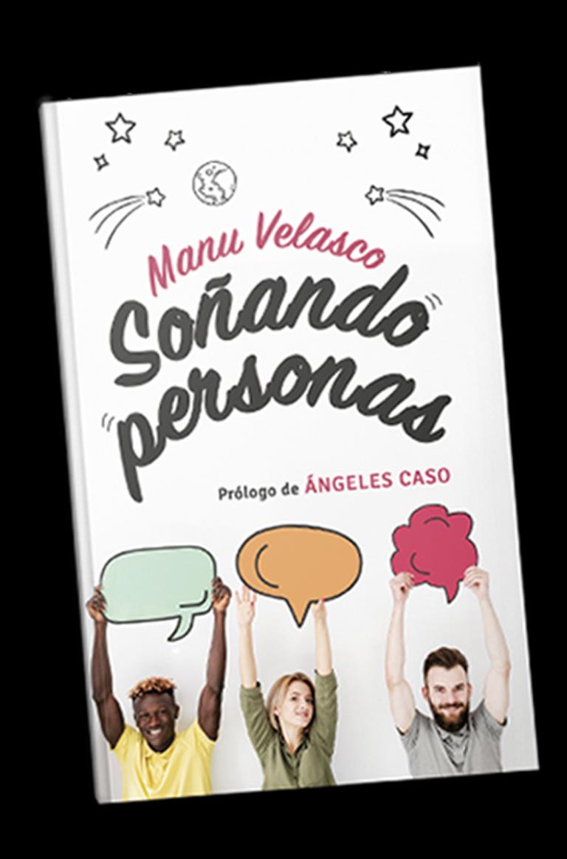 El berciano Manu Velasco publica el libro 'Soñando personas' 1