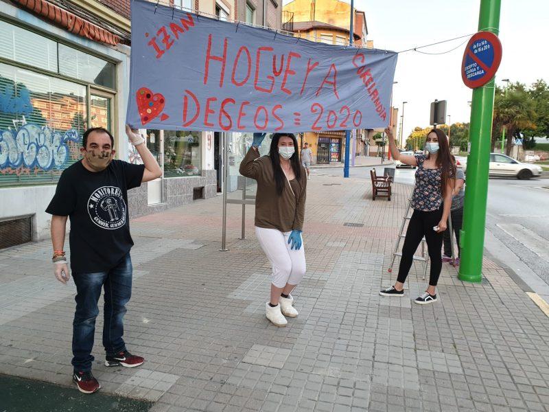 La plataforma 'Sueños de vecinos' Sil realizará en Ponferrada una hoguera de San Juan simbólica y solidaria 1