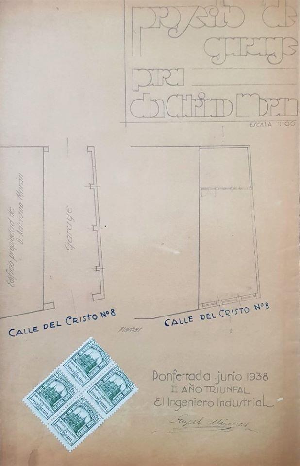 La Casa de la Cultura de Ponferrada recuerda el desaparecido Teatro Adriano en la exposición online 'La arquitectura de la ciudad del dólar' 6