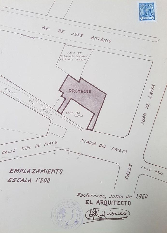 La Casa de la Cultura de Ponferrada recuerda el desaparecido Teatro Adriano en la exposición online 'La arquitectura de la ciudad del dólar' 5
