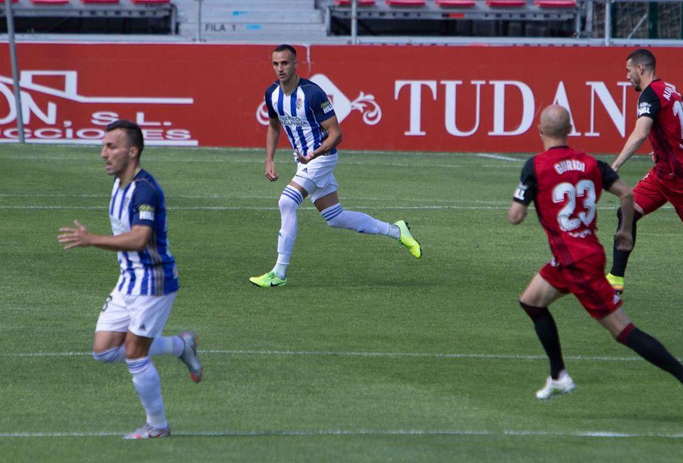 La Deportiva se trae tres valiosos puntos del Anduva y reafirma su intención de quedarse en la Liga SmartBank 7