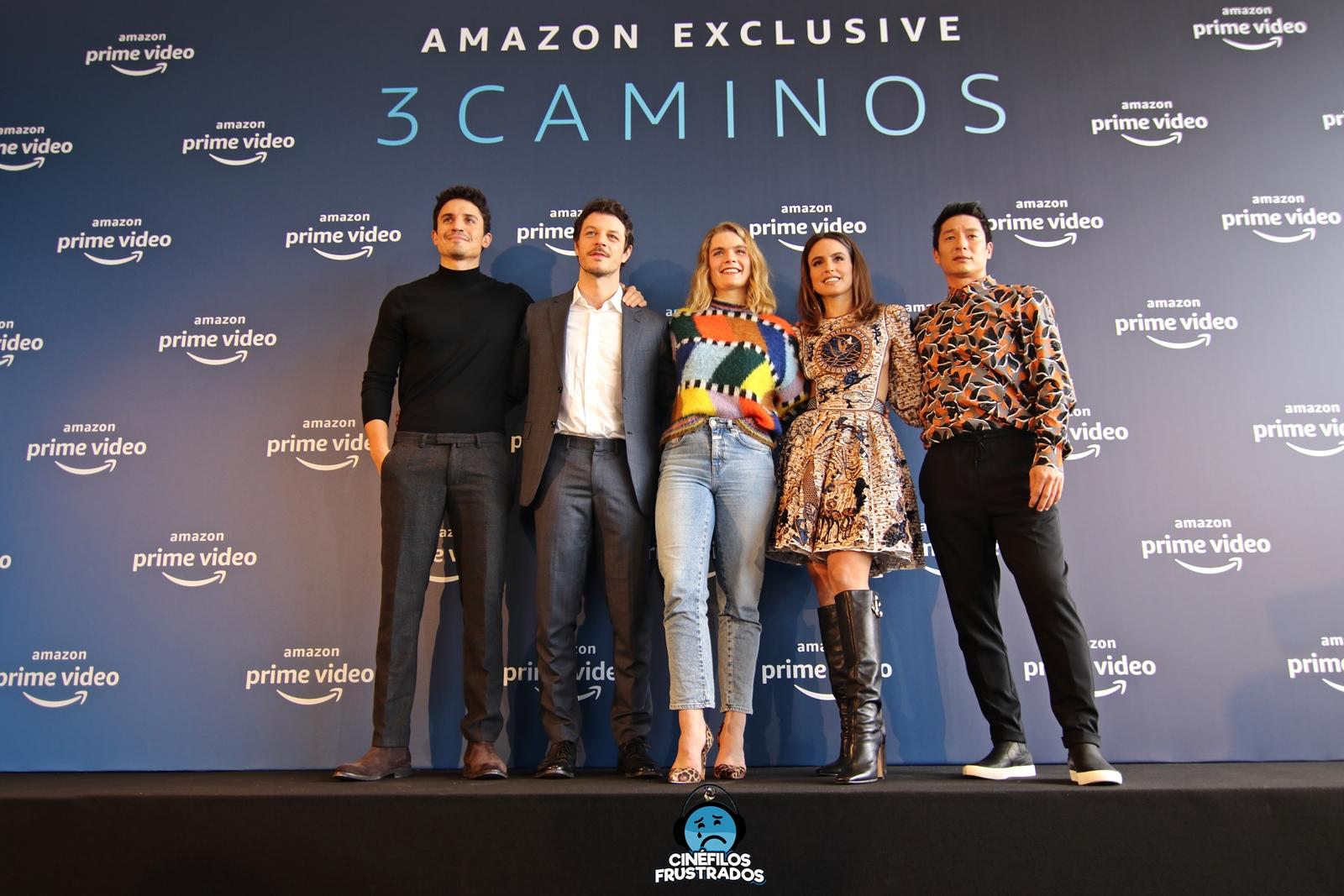 La junta patrocina la serie '3Caminos', que se está grabando en diferentes puntos de la comunidad, entre ellos en Villafranca, Molinaseca o Ponferrada y que se emitirá en Amazon Prime 1