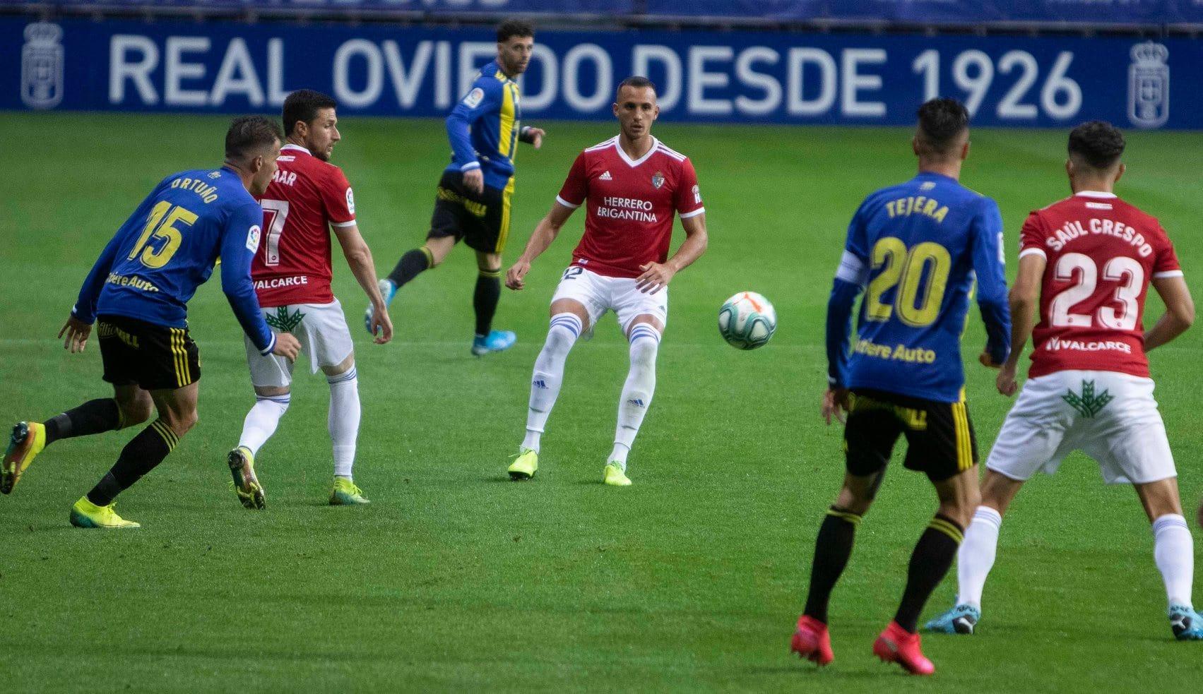 Real Oviedo 0 - SD Ponferradina 0. La Deportiva regresa de Oviedo con la sensación de haber dejado escapar los tres puntos 2