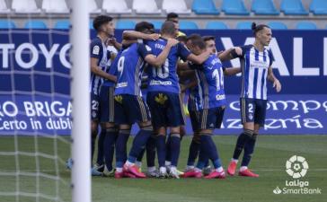 La Deportiva Ponferradina da un paso de gigante para consolidar su puesto en la Liga SmartBank 6