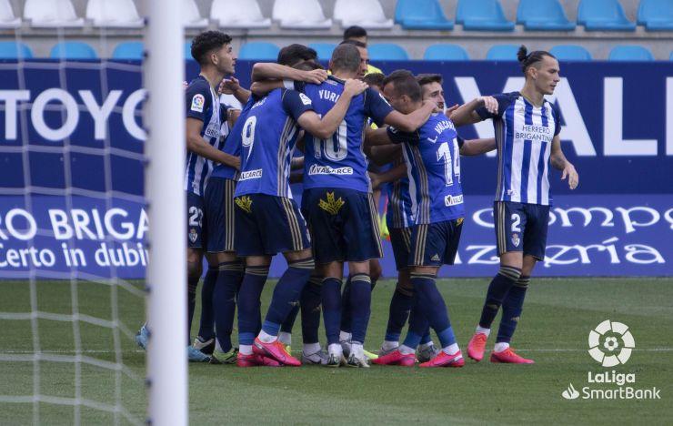 La Deportiva Ponferradina da un paso de gigante para consolidar su puesto en la Liga SmartBank 1