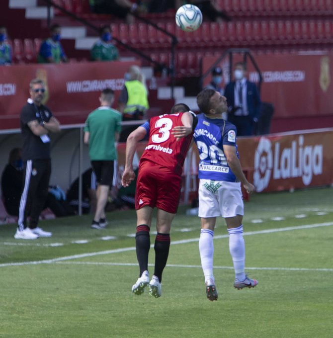 La Deportiva se trae tres valiosos puntos del Anduva y reafirma su intención de quedarse en la Liga SmartBank 11