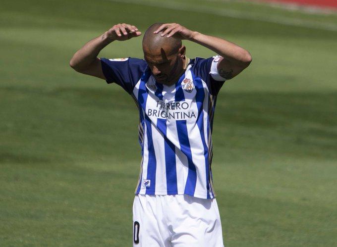 La Deportiva se trae tres valiosos puntos del Anduva y reafirma su intención de quedarse en la Liga SmartBank 10