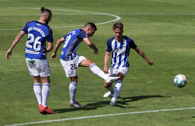 La Deportiva se trae tres valiosos puntos del Anduva y reafirma su intención de quedarse en la Liga SmartBank 13