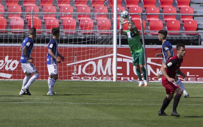 La Deportiva se trae tres valiosos puntos del Anduva y reafirma su intención de quedarse en la Liga SmartBank 6