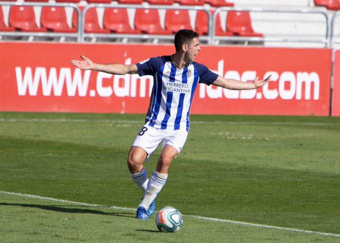La Deportiva se trae tres valiosos puntos del Anduva y reafirma su intención de quedarse en la Liga SmartBank 2