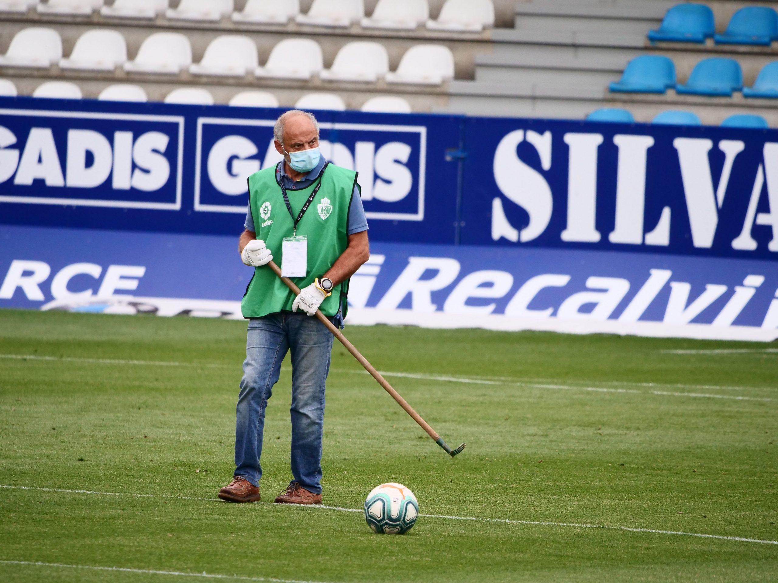 📷 La Fotogalería del partido: SD Ponferradina - Elche CF 76