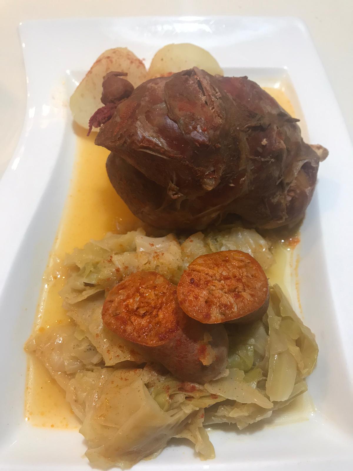 Reseñas Gastronómicas: Restaurante del Hotel Ponferrada Plaza 3