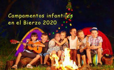 Campamentos de verano 2020 en el Bierzo 2