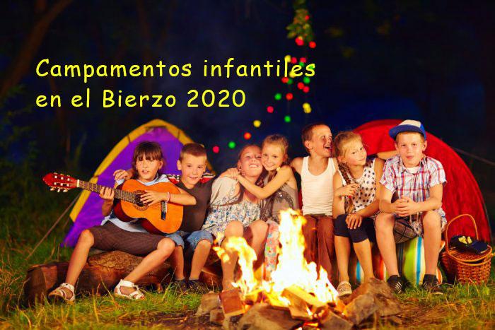 Campamentos de verano 2020 en el Bierzo 1