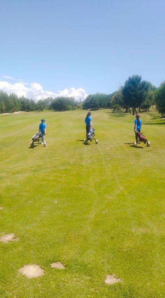 Arranca en el Club de Golf Bierzo la VI Copa Diputacion 1
