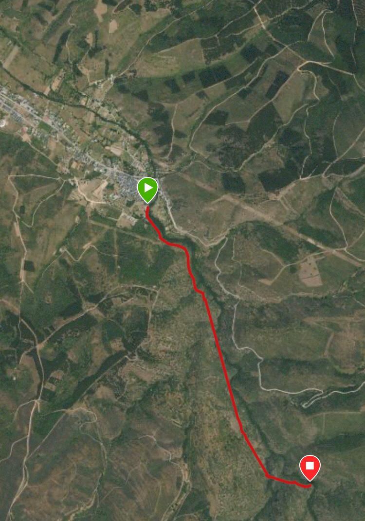Ruta de Las Puentes de Malpaso en Molinaseca 20