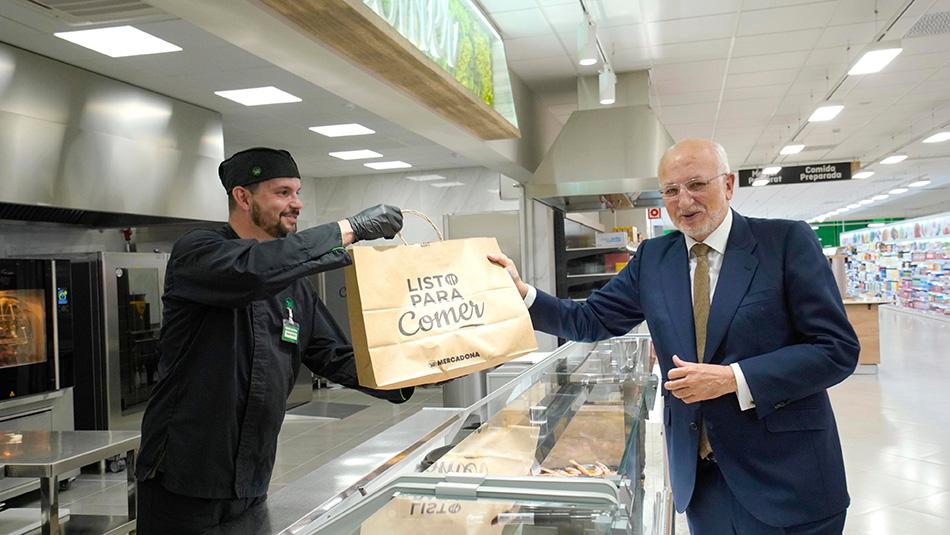 Mercadona solicita licencia medioambiental para abrir un supermercado en el Montearenas 1