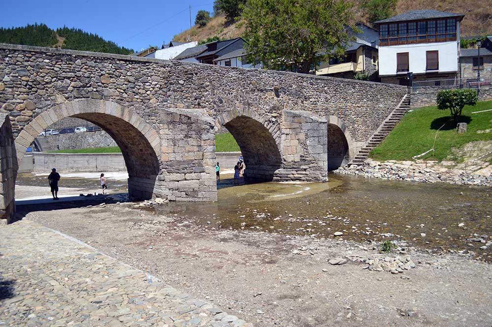 Ruta de Las Puentes de Malpaso en Molinaseca 4