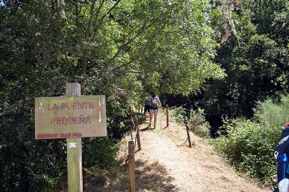 Ruta de Las Puentes de Malpaso en Molinaseca 11