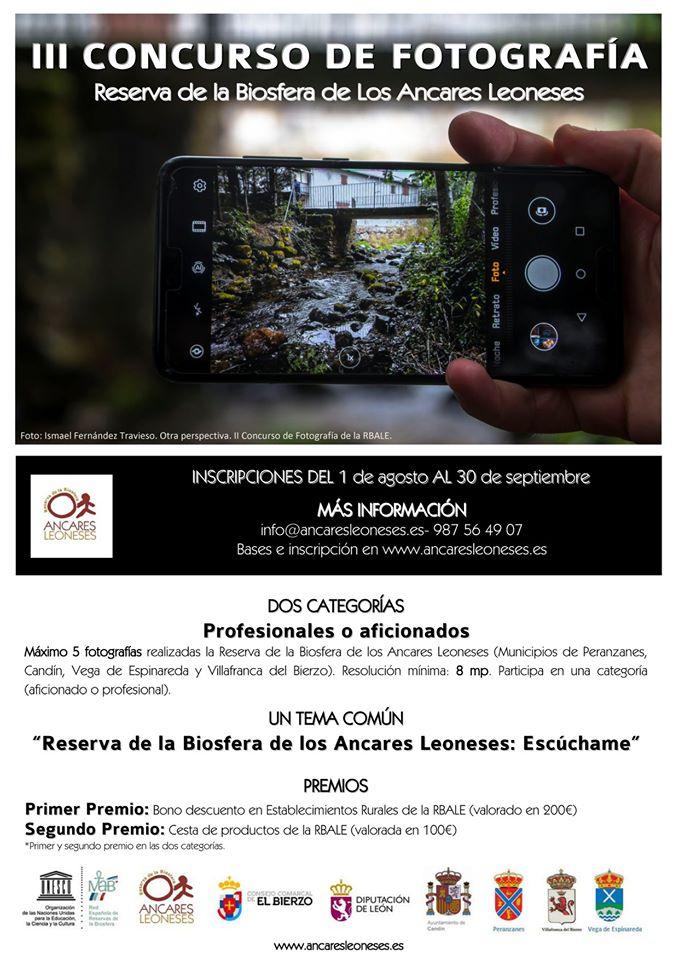 La Reserva de la Biosfera de los Ancares presenta la tercera edición de su concurso de fotografía. 2