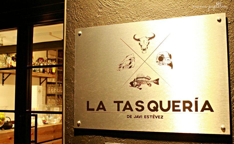 Reseña gastronómica: La Tasquería en Madrid 1
