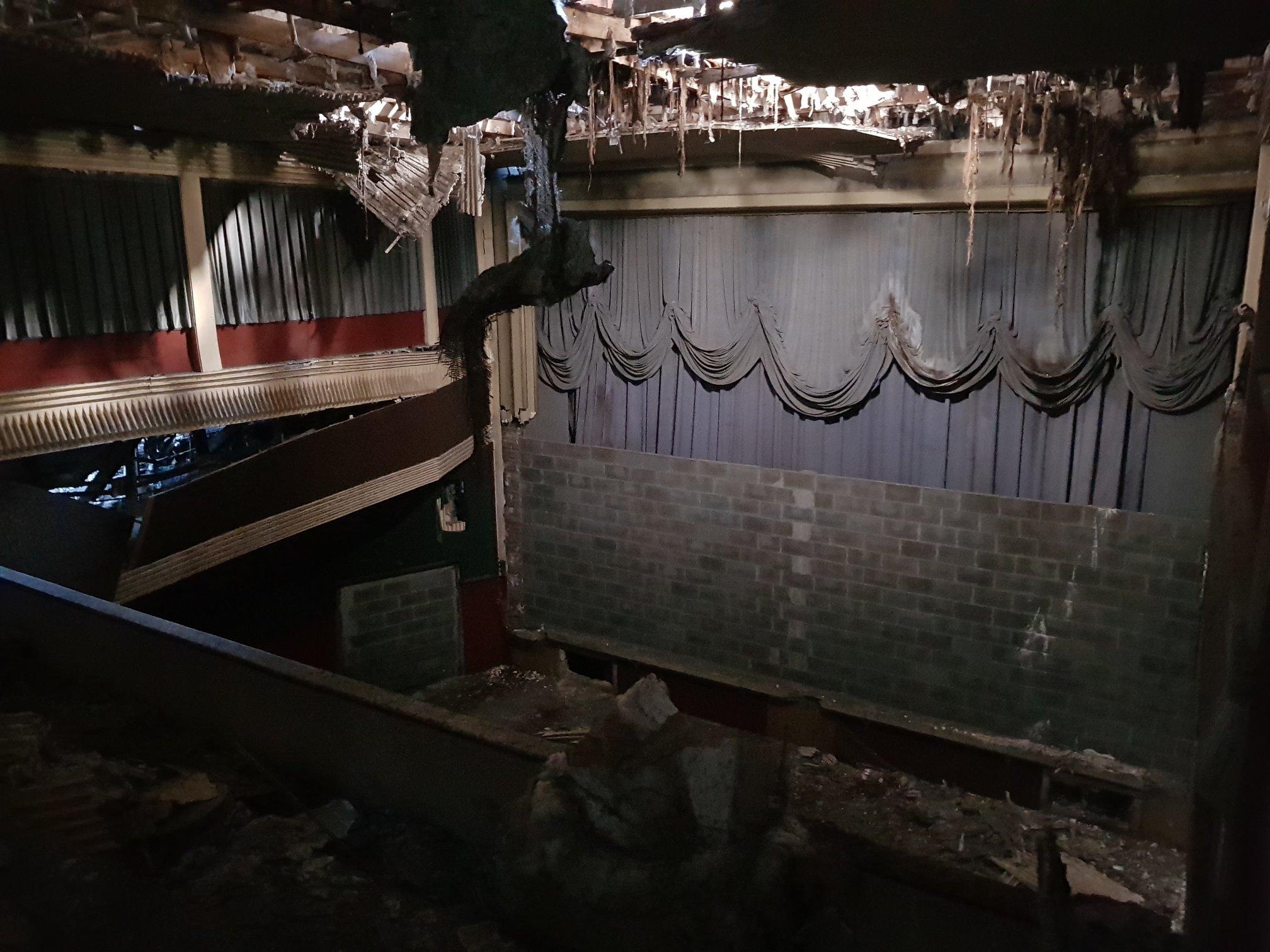 La Casa de la Cultura de Ponferrada recuerda el desaparecido Teatro Adriano en la exposición online 'La arquitectura de la ciudad del dólar' 1