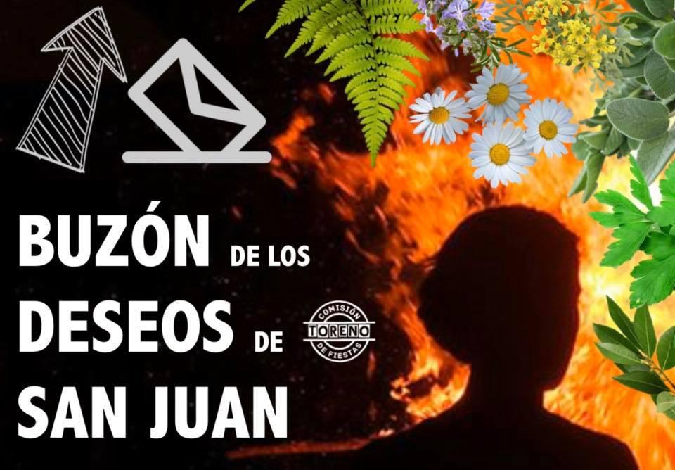 La comisión de fiestas de Toreno abre un buzón de los deseos donde los vecinos podrán dejar todo aquello que quieran que arda en la hoguera de San Juan 2