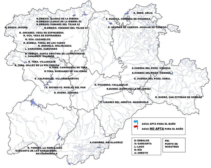 Verano 2020: Las piscinas y zonas fluviales de baño se preparan para recibir un año atípico 6