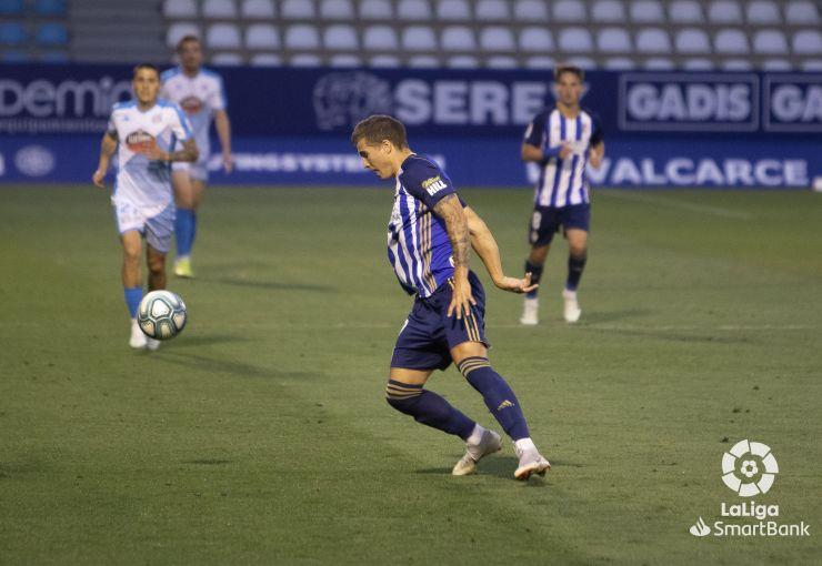 SD Ponferradina 0 CD Lugo 1. La Ponferradina sigue sin saber salir del lío y suma la cuarta derrota consecutiva 3