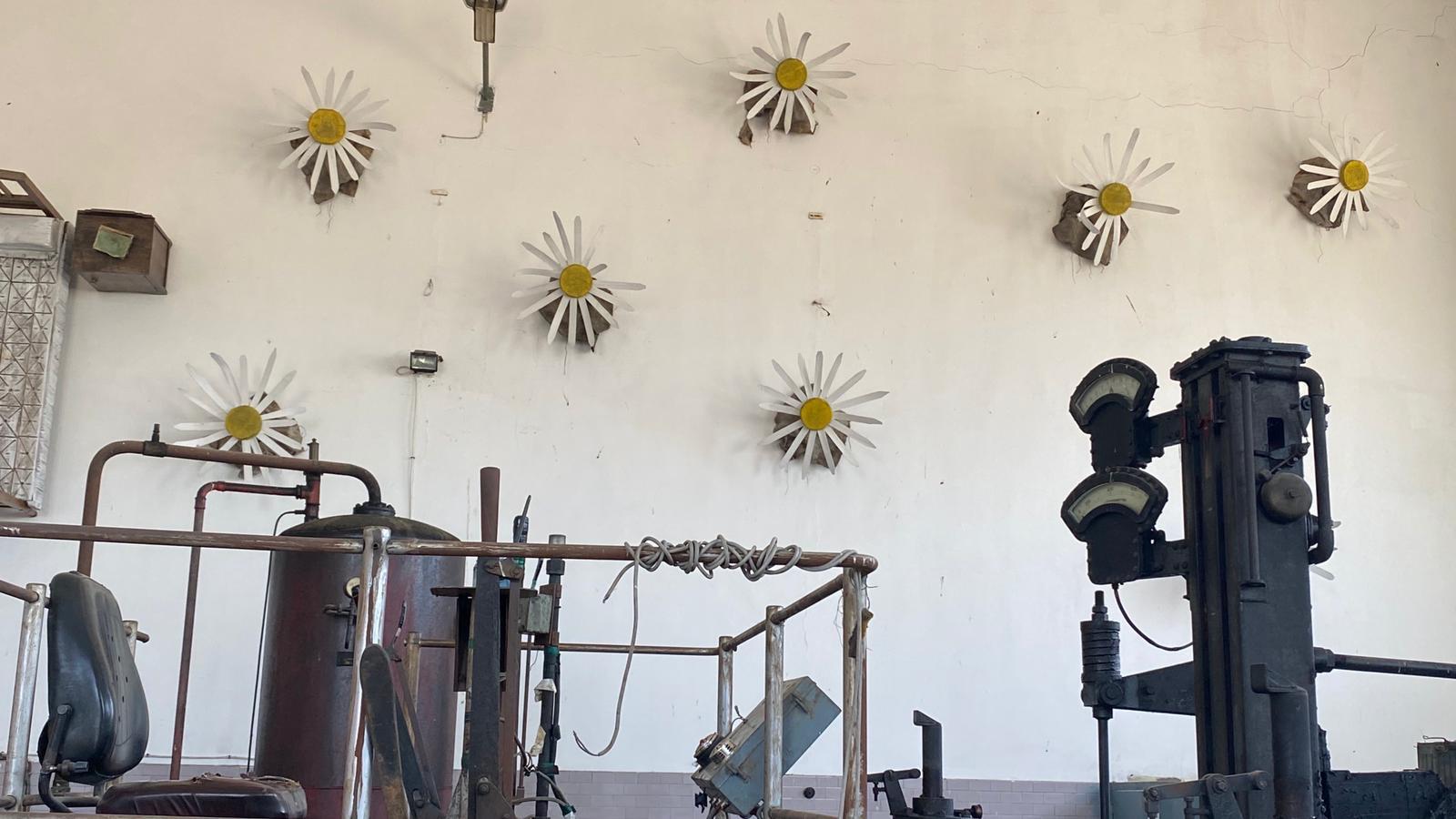 La Diputación convierte el Pozo Julia de Fabero en un gran escenario para el arte contemporáneo 2